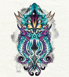 Tazuka inksearch tattoo