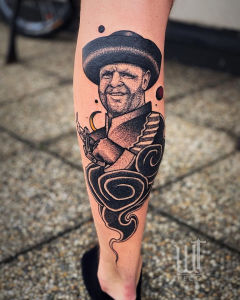 Peter GetFat - Peco inksearch tattoo