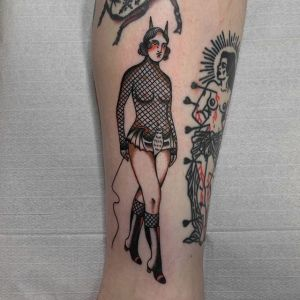 Alice Summers inksearch tattoo