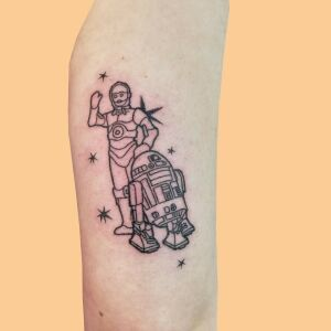 Super Spanko inksearch tattoo