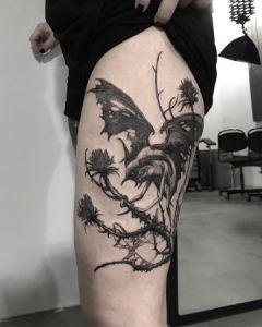 Andrzej Lipa Lipczyński inksearch tattoo